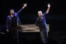 Nederland,Amersfoort, 2015Afscheidstoernee Acda en de Munnik .....NAAM......, Theater de FlintFoto: Bob Bronshoff