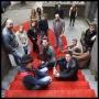Nederland,Amsterdam, 2015 'Of ik gek ben', Scenario & regie: Frank Lammers , Producent IJswater Films i.s.m. Pellicola Foto: Bob Bronshoff