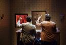 Nederland, Noordwijk, 2012Schudden, Emiel de Jong en Noël van Santen, 'We vieren het maar' Foto Bob Bronshoff