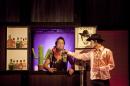 Nederland, Amsterdam, 2009Schudden met het programma 'Ruis', Kleine KomedieFoto Bob Bronshoff