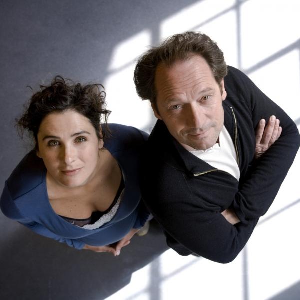 Tamar van den Dop en Gijs Scholten van Aschat