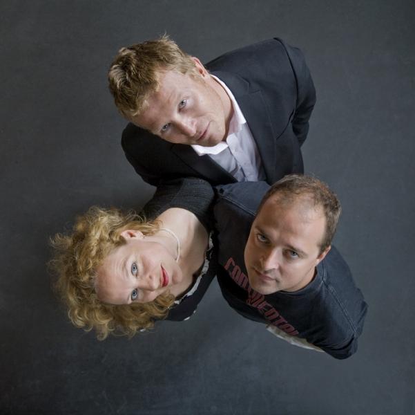 Janni Goslinga, Roef Ragas en Kees Boot
