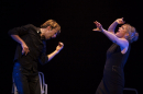 Nederland, Delft, 2012Hulphond, Remko Vrijdag en Martine Sandifort, Foto Bob Bronshoff